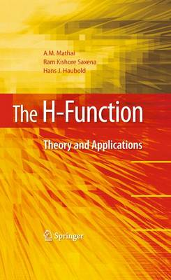 The H-Function: Theory and Applications (Hardback)