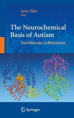 The Neurochemical Basis of Autism: From Molecules to Minicolumns (Hardback)