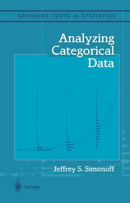 Analyzing Categorical Data - Springer Texts in Statistics (Paperback)