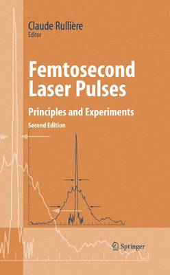 Femtosecond Laser Pulses: Principles and Experiments - Advanced Texts in Physics (Paperback)