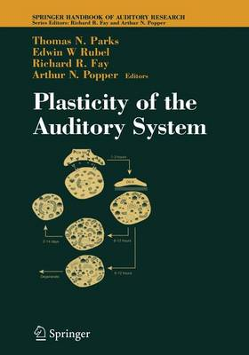 Plasticity of the Auditory System - Springer Handbook of Auditory Research 23 (Paperback)
