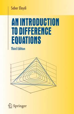An Introduction to Difference Equations - Undergraduate Texts in Mathematics (Paperback)
