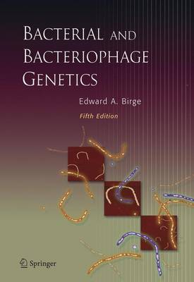 Bacterial and Bacteriophage Genetics (Paperback)