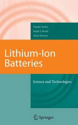Lithium-Ion Batteries: Science and Technologies (Paperback)