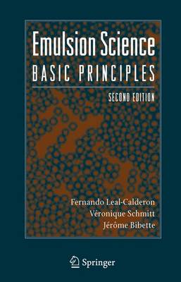Emulsion Science: Basic Principles (Paperback)