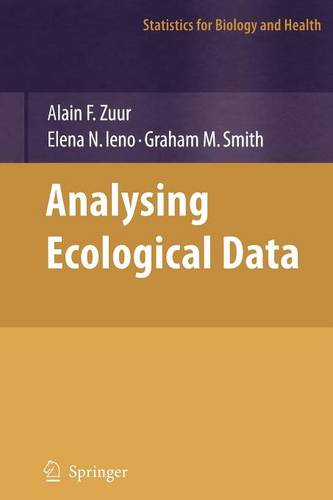Analyzing Ecological Data - Statistics for Biology and Health (Paperback)