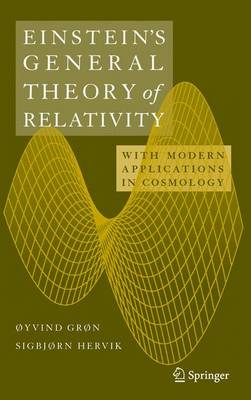 Einstein's General Theory of Relativity: With Modern Applications in Cosmology (Paperback)
