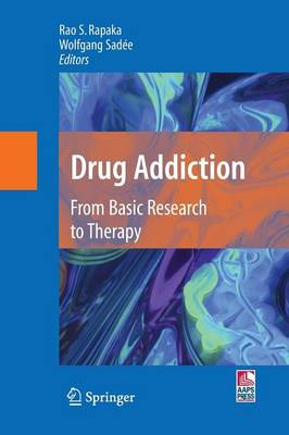 Drug Addiction: From Basic Research to Therapy (Paperback)