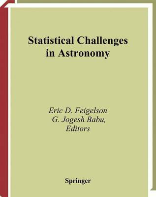Statistical Challenges in Astronomy (Paperback)