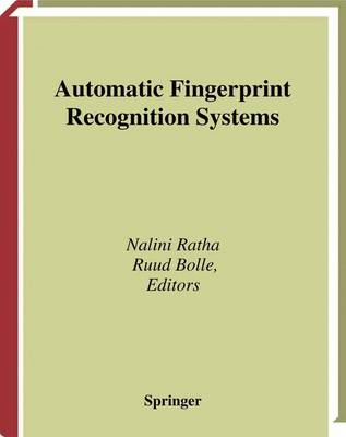 Automatic Fingerprint Recognition Systems (Paperback)