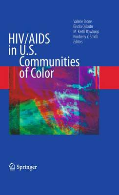 HIV/AIDS in U.S. Communities of Color (Paperback)