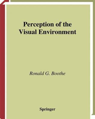 Perception of the Visual Environment (Paperback)