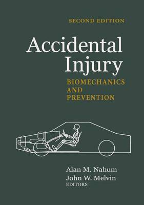 Accidental Injury: Biomechanics and Prevention (Paperback)