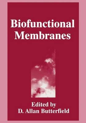 Biofunctional Membranes (Paperback)