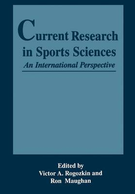 Current Research in Sports Sciences (Paperback)