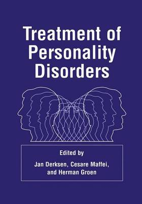Treatment of Personality Disorders (Paperback)
