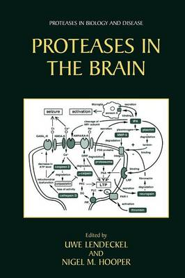 Proteases in the Brain - Proteases in Biology and Disease 3 (Paperback)