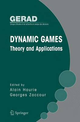Dynamic Games: Theory and Applications (Paperback)