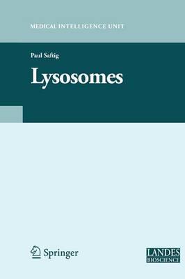 Lysosomes - Medical Intelligence Unit (Paperback)