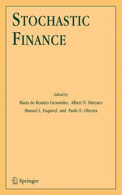 Stochastic Finance (Paperback)