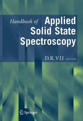 Handbook of Applied Solid State Spectroscopy (Paperback)