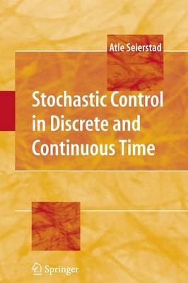 Stochastic Control in Discrete and Continuous Time (Paperback)