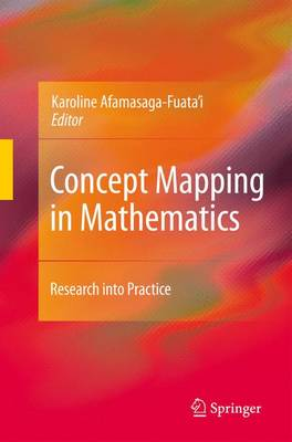 Concept Mapping in Mathematics: Research into Practice (Paperback)