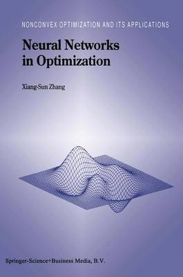 Neural Networks in Optimization - Nonconvex Optimization and Its Applications 46 (Paperback)