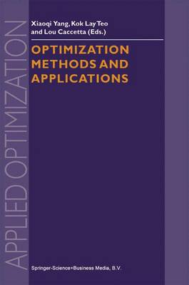 Optimization Methods and Applications - Applied Optimization 52 (Paperback)