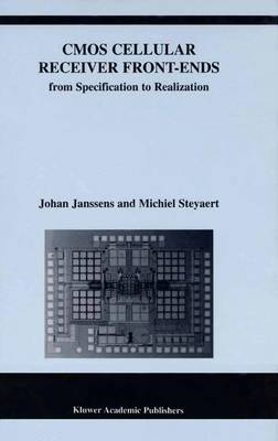 CMOS Cellular Receiver Front-Ends - The Springer International Series in Engineering and Computer Science 661 (Paperback)