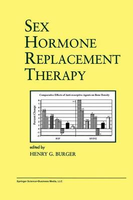 Sex Hormone Replacement Therapy - Endocrine Updates 8 (Paperback)
