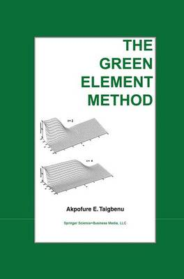 The Green Element Method (Paperback)