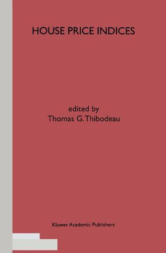 House Price Indices (Paperback)