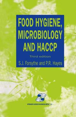 Food Hygiene, Microbiology and HACCP (Paperback)