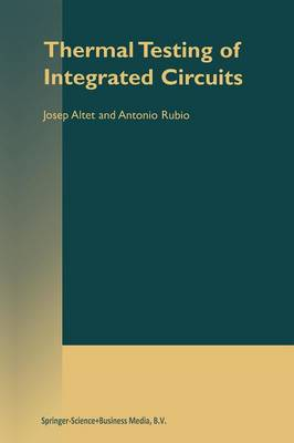 Thermal Testing of Integrated Circuits (Paperback)