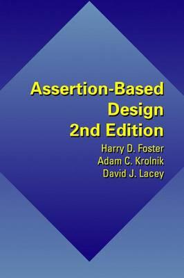 Assertion-Based Design (Paperback)