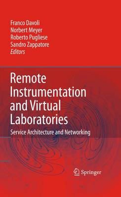 Remote Instrumentation and Virtual Laboratories: Service Architecture and Networking (Hardback)
