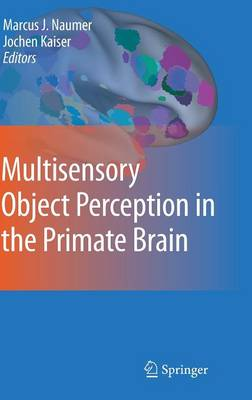Multisensory Object Perception in the Primate Brain (Hardback)