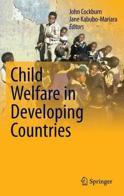 Child Welfare in Developing Countries (Hardback)