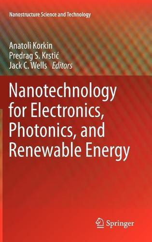 Nanotechnology for Electronics, Photonics, and Renewable Energy - Nanostructure Science and Technology (Hardback)