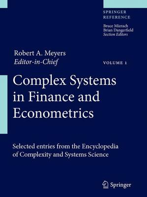 Complex Systems in Finance and Econometrics - Complex Systems in Finance and Econometrics