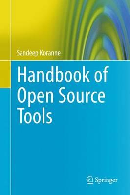 Handbook of Open Source Tools (Hardback)