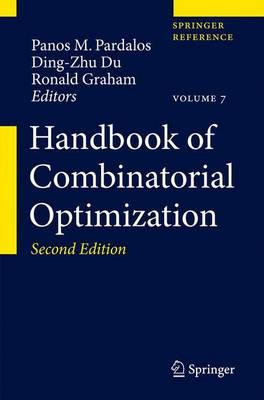Handbook of Combinatorial Optimization - Handbook of Combinatorial Optimization (Hardback)