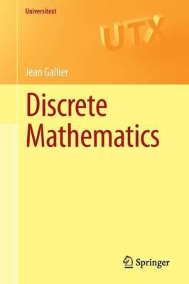 Discrete Mathematics - Universitext (Paperback)