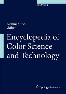 Encyclopedia of Color Science and Technology - Encyclopedia of Color Science and Technology