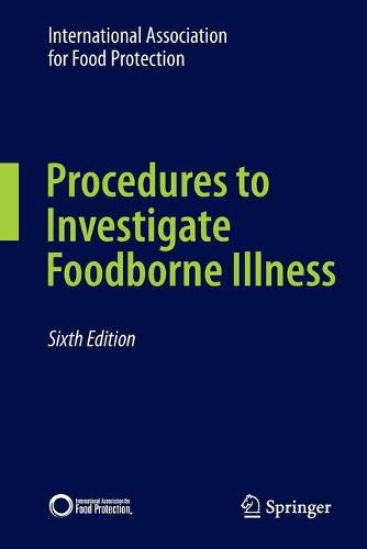 Procedures to Investigate Foodborne Illness (Paperback)