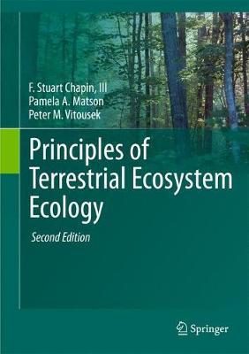 Principles of Terrestrial Ecosystem Ecology (Hardback)
