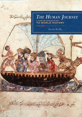 The Human Journey: A Concise Introduction to World History (Hardback)