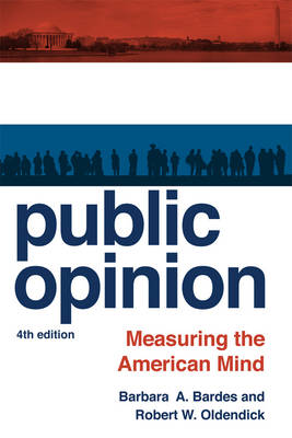 Public Opinion: Measuring the American Mind (Paperback)