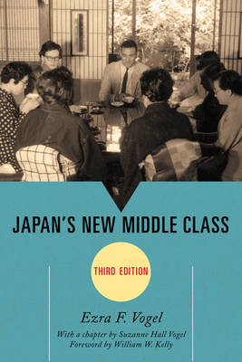 Japan's New Middle Class - Asia/Pacific/Perspectives (Hardback)